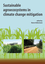 Cover of the book Sustainable Agroecosystems in Climate Change Mitigation