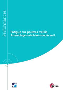 Couverture de l'ouvrage Fatigue sur poutres treillis (Réf : 9Q252)