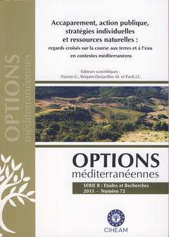 Couverture de l'ouvrage Accaparement, action publique, stratégies individuelles et ressources