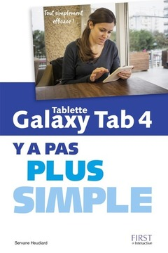 Cover of the book Tablette Galaxy Tab 4