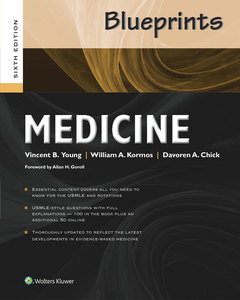 Cover of the book Blueprints Medicine