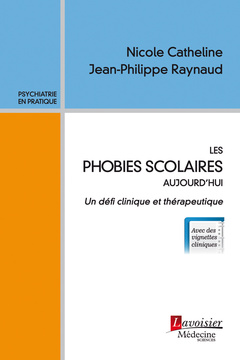 Cover of the book Les phobies scolaires aujourd'hui
