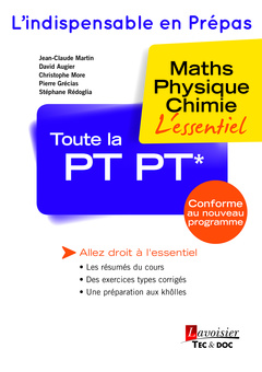 Cover of the book Toute la PT PT*