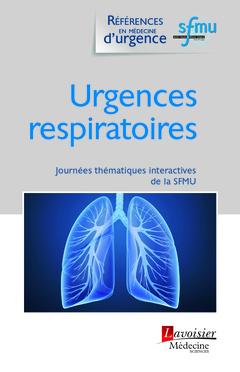 Couverture de l'ouvrage Urgences respiratoires