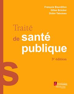 Couverture de l'ouvrage Traité de santé publique