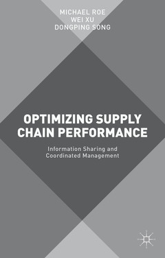 Couverture de l'ouvrage Optimizing Supply Chain Performance