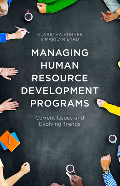 Couverture de l'ouvrage Managing Human Resource Development Programs