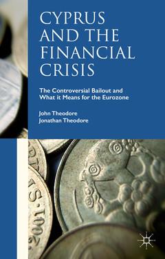 Couverture de l'ouvrage Cyprus and the Financial Crisis