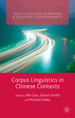 Cover of the book Corpus Linguistics in Chinese Contexts