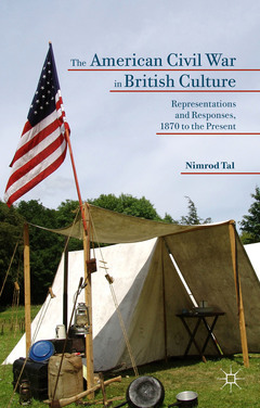 Cover of the book The American Civil War in British Culture