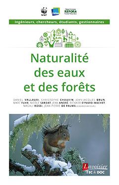 Couverture de l'ouvrage Naturalité des eaux et des forêts
