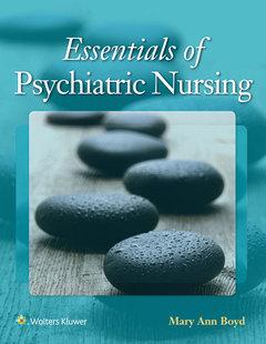 Cover of the book Essentials of Psychiatric Nursing