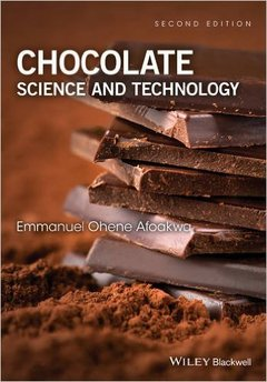 Cover of the book Chocolate Science and Technology