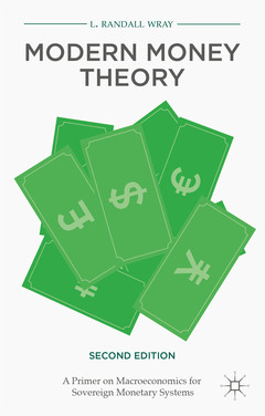Cover of the book Modern Money Theory