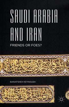 Cover of the book Saudi Arabia and Iran