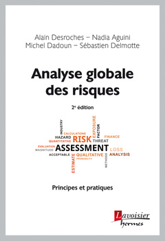 Couverture de l'ouvrage Analyse globale des risques