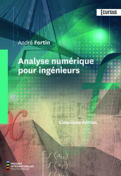 Couverture de l'ouvrage Analyse numérique pour ingénieurs (5° éd.)
