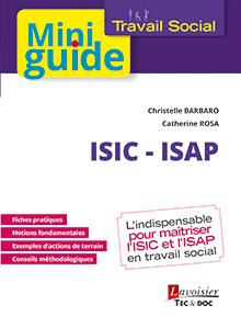 Couverture de l'ouvrage ISIC - ISAP (Travail social)