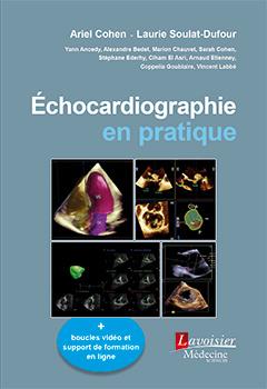 Couverture de l'ouvrage Échocardiographie en pratique
