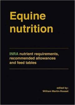 Couverture de l'ouvrage Equine Nutrition