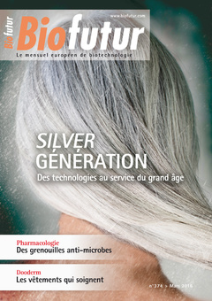 Couverture de l'ouvrage Biofutur N° 374 (Mars 2016)