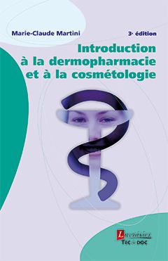 Couverture de l'ouvrage Introduction à la dermopharmacie et à la cosmétologie