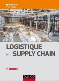 Couverture de l'ouvrage Logistique & supply chain