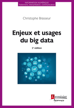 Cover of the book Enjeux et usages du big data (2e éd.)