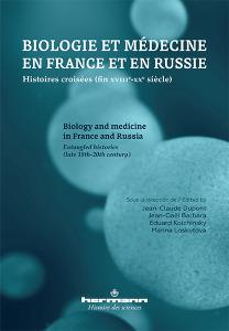 Couverture de l'ouvrage Biologie et médecine en France et en Russie