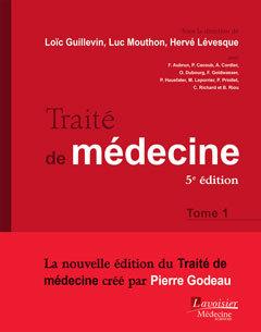 Couverture de l'ouvrage Traité de médecine - Tome 1
