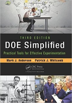 Cover of the book DOE Simplified