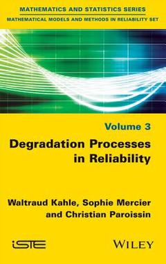 Cover of the book Degradation Processes in Reliability - volume 3