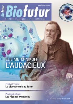 Couverture de l'ouvrage Biofutur N° 378 (Juillet-Août 2016)