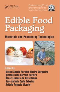Couverture de l'ouvrage Edible Food Packaging