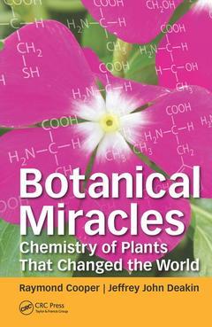 Couverture de l'ouvrage Botanical Miracles