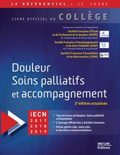 Couverture de l'ouvrage Douleur Soins palliatifs et accompagnement (2° Éd.)