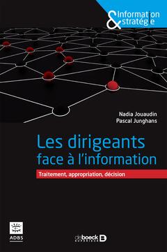 Couverture de l'ouvrage Les managers et l'information