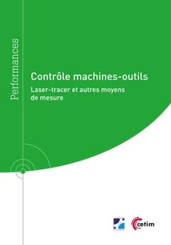 Couverture de l'ouvrage Contrôle machines-outils (Réf : 9Q285)