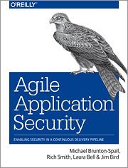 Couverture de l'ouvrage Agile Application Security