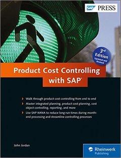 Couverture de l'ouvrage Product Cost Controlling with SAP