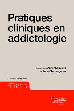 Couverture de l'ouvrage Pratiques cliniques en addictologie