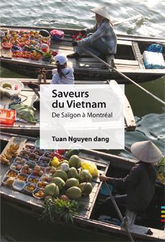 Couverture de l'ouvrage Saveurs du Vietnam