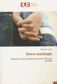 Couverture de l'ouvrage Onco-sexologie