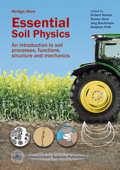 Cover of the book Essential Soil Physics