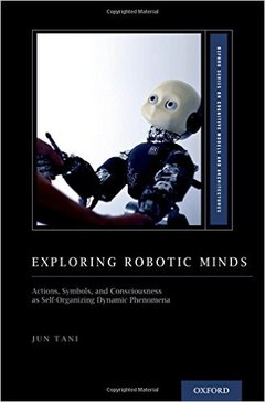 Cover of the book Exploring Robotic Minds