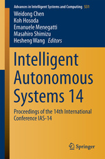 Cover of the book Intelligent Autonomous Systems 14