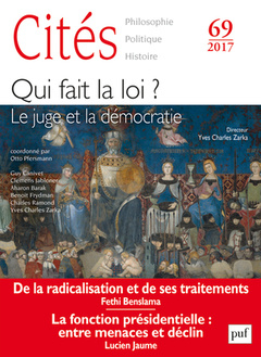 Cover of the book Cite 2017 - n  69