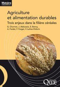Couverture de l'ouvrage Agriculture et alimentation durables