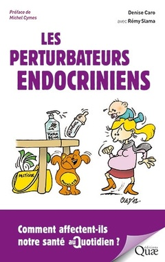Cover of the book Les perturbateurs endocriniens