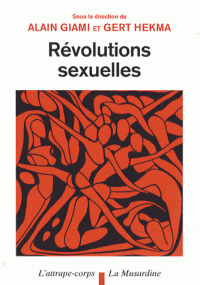 Couverture de l'ouvrage Révolutions sexuelles